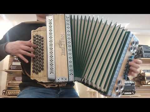 Steirische Harmonika Beltuna Natur Standard Schwebung