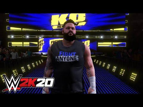 WWE 2K20: Kevin Owens Entrance