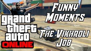 Indian GTA 5 FUNNY MOMENTS! (#1) - The Vikhroli Job!