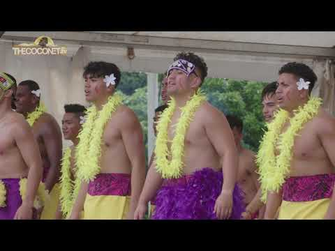 Polyfest 2018 - Samoa Stage:  Wesley College FULL Performance