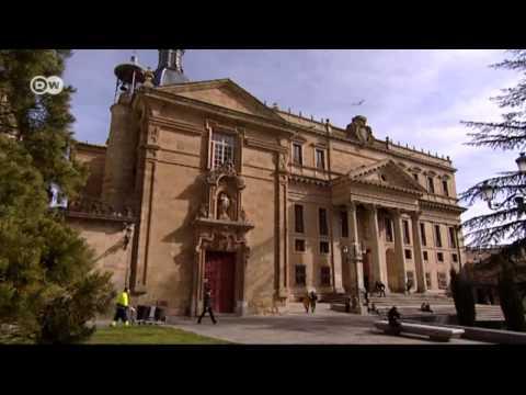Salamanca, una ciudad universitaria con mucha historia | Euromaxx