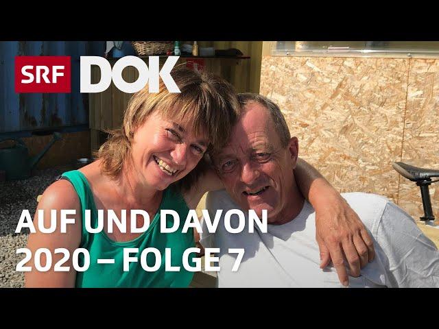 Schweizer Auswanderer | Uruguay, Kanada, Norddeutschland | Auf und davon 2020 (7/7) | Doku | SRF DOK