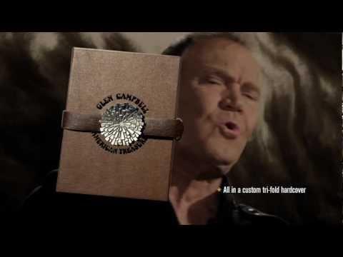 """Glen Campbell - American Treasure"" Limited Edition Box Set"
