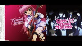GirlsDeMoFR est de retour ! Toutes les chansons du groupe seront pe...
