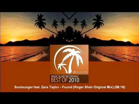 Sunlounger feat. Zara Taylor - Found (Roger Shah Original Mix) [ARDI2010.03]