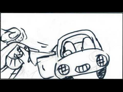 Storyboard Sample - YouTube