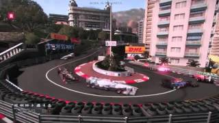 F1 2011 HD new gameplay