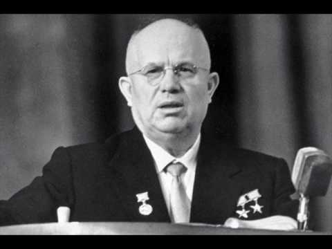 Grover Furr on Nikita Khrushchev's secret speech