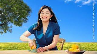 篠原涼子SAPPORO KIRETO LEMON SPARKLING「兩個檸檬的果實感」篇【日本...
