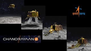 Watch Live : Landing of Chandrayaan-2 on Lunar Surface