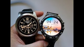 Which One Wins? Kingwear KW99 vs KW88 Android Smartwatch