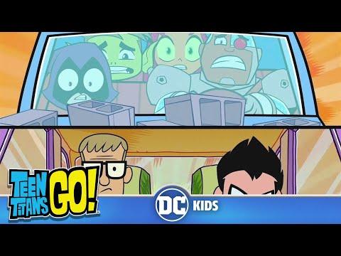 Teen Titans Go! | Master Driver | DC Kids