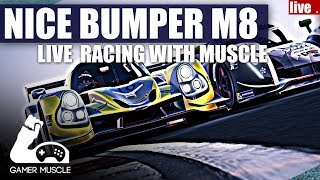 PROJECT CARS 2 - NICE BUMPER M8 - LIVE STREAM RACING WITH SUBS