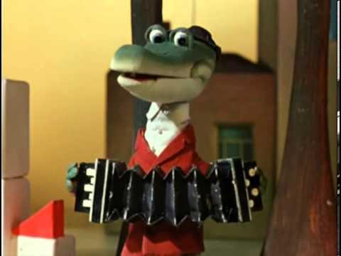 Песенка День рождения крокодила Гены - Как поздравить с Днем Рождения