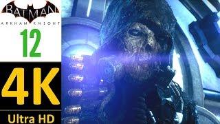 Batman Arkham Knight(WORLD RECORD)-Part 12:Stagg & Scarecrow(Hard/No Damage/No Upgrades).