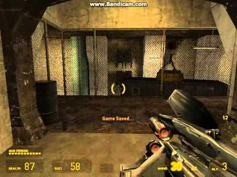 Half-Life 2 Complete Mod Walkthrough - Offshore