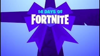 *NEW* 14 DAYS OF FORTNITE REWARDS! (All Fortnite Battle Royale Free Gifts Date)