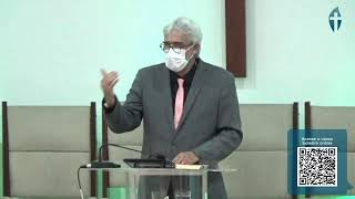 #122 - Culto Online | Rev. Robson Ramalho