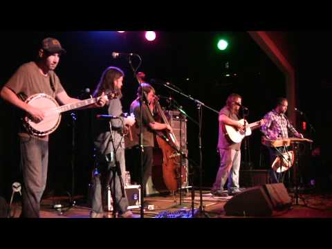 08 Greensky Bluegrass 2011-03-11 China Cat Sunflower-I Know You Rider