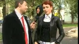 Атака клоунов  Интервью с Ирэной Понарошку