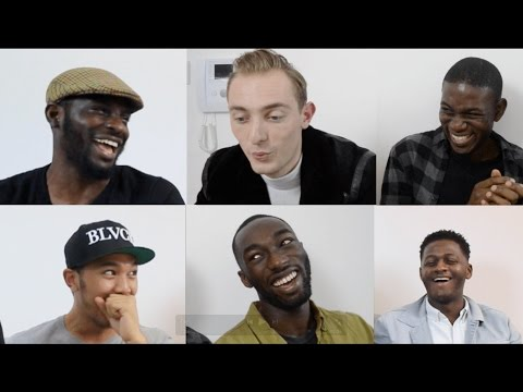 QUIZZING MEN ON BLACK GIRLS' HAIR | NATURAL HAIR & WEAVE