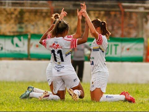 Pinheirense PA 1x3 São José SP - Brasileirão Feminino 10/02/2016