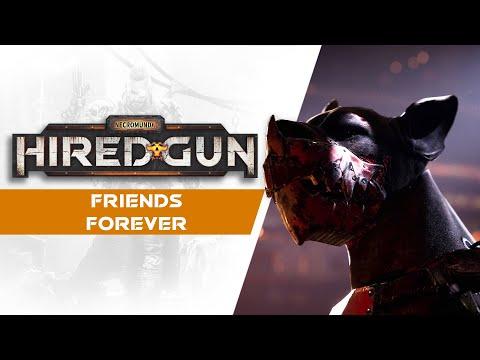 Necromunda: Hired Gun - Friends Forever Trailer