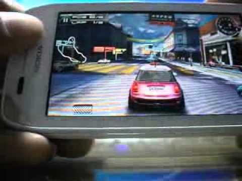 Nokia 603 game 1/2