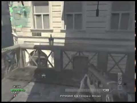 MW3 - Infected Hiding Spot on Lockdown