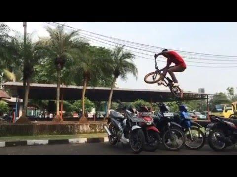 Trik Go BMX Okke Oktavianus (UDIN GO BMX)
