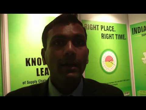 3 of 5   Vineet Kanaujia, Vice President -- Marketing, Safexpress Pvt Ltd
