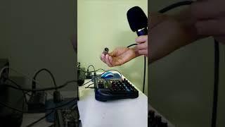 Mixer 4 Channel ราคา 795 บาทสั่งจากLazada