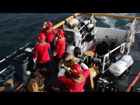 CGC Swordfish: Life Aboard an 87-foot Coastal Patrol Boat