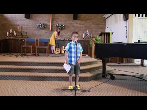 Romans recital