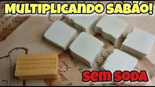 SABÃO EM BARRA/ DETERGENTE SEM SODA – R $1,00 P/ O MÊS TODO