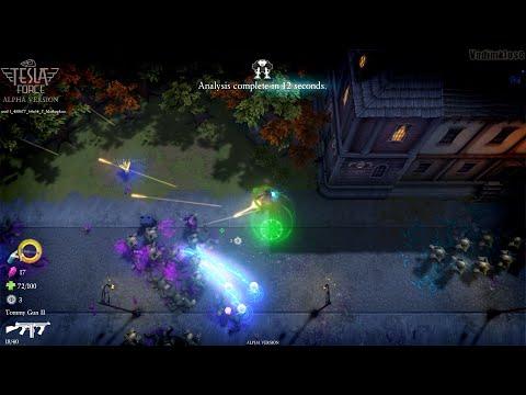 Tesla Force GamePlay PC  