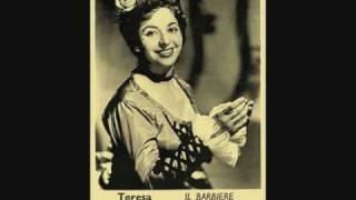 Teresa Berganza *Los cuatro muleros* by F.G. Lorca