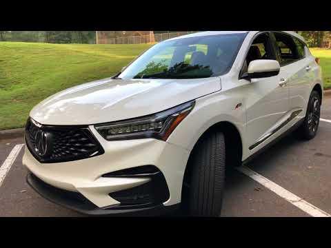 2019 ACURA RDX SH-AWD A-SPEC Best Detailed Walkaround