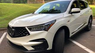 2019 ACURA RDX SH-AWD A-SPEC Best Detailed Walkaround