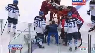 Хоккей Россия   Финляндия   4:2 Чемпионат Мира 2014