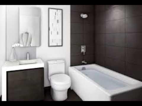 Beautiful Small Bathrooms, Creative Design Ideas