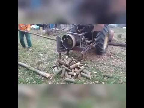 Cum se taie mai nou lemne in 2017
