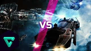 Star Citizen VS Eve Online : Mining Gameplay - Who Does It Best?(TGN Partner CaptainShack, TGN's space sim expert, delves into the mining mechanics of