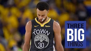 3 Big Things: How the Warriors lost the NBA Finals to Toronto Raptors