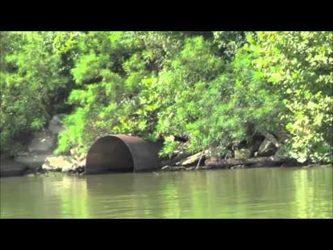 Pre Fishing The Ohio River