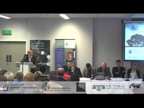 Transit of Venus Forum 2012 - Session 1: Science & Prosperity