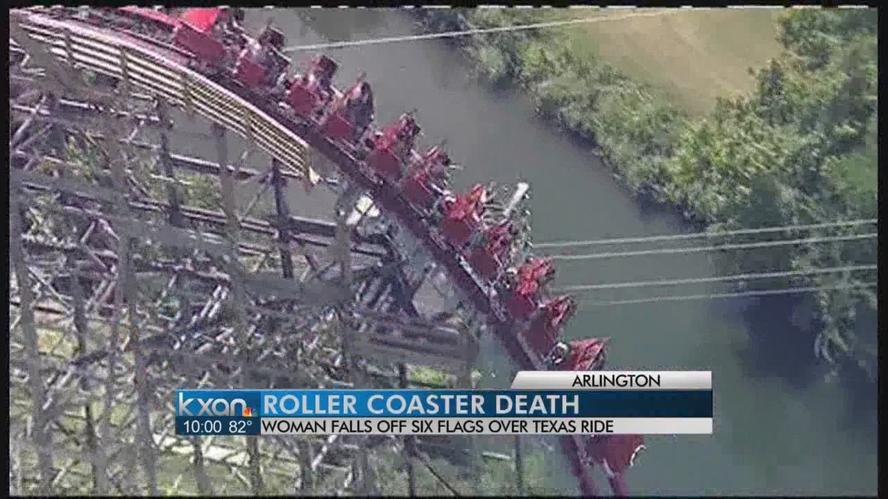 Woman dies on Texas Giant at Six Flags