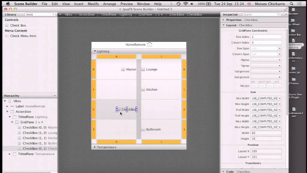 Productive ui design with javafx scene builder youtube ccuart Choice Image