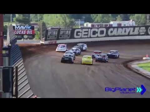 Best Dirt Track Racing at Lucas Oil Speedway in Wheatland, MO