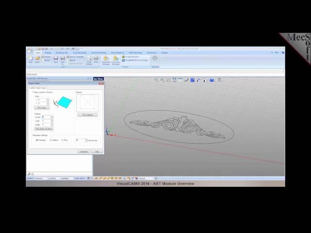 VisualCAD/CAM-ART Overview (Webinar Clip)